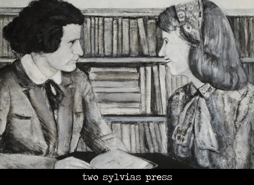 Image result for two sylvias press logo